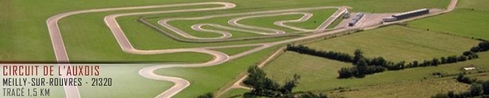 stage de pilotage voiture circuit Dijon sud