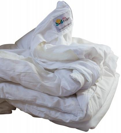 linge de maison bio : couettes en soie naturelle