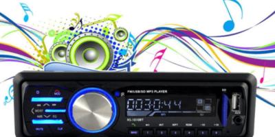 Auto radio design et performant
