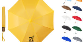 Pubavenue : Parapluie publicitaire personnalisé